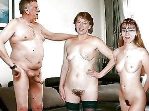 Curvy mature housewife revealing her knocker