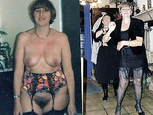 English whore posing undressed