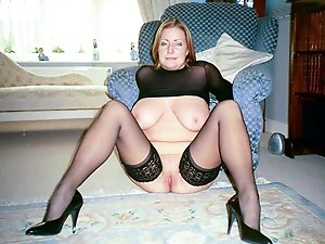 Lustful mature granny cheating her husband