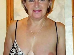 Astonishing older cuties spreading their hips on cam