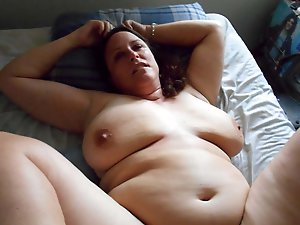 Hottest mature sluts enjoy a big boner