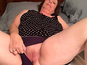 Immoral older mamas rudely drilled