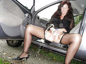 Horny mature hellcats for any taste