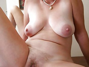 Hottest mature milf cheating like a pro
